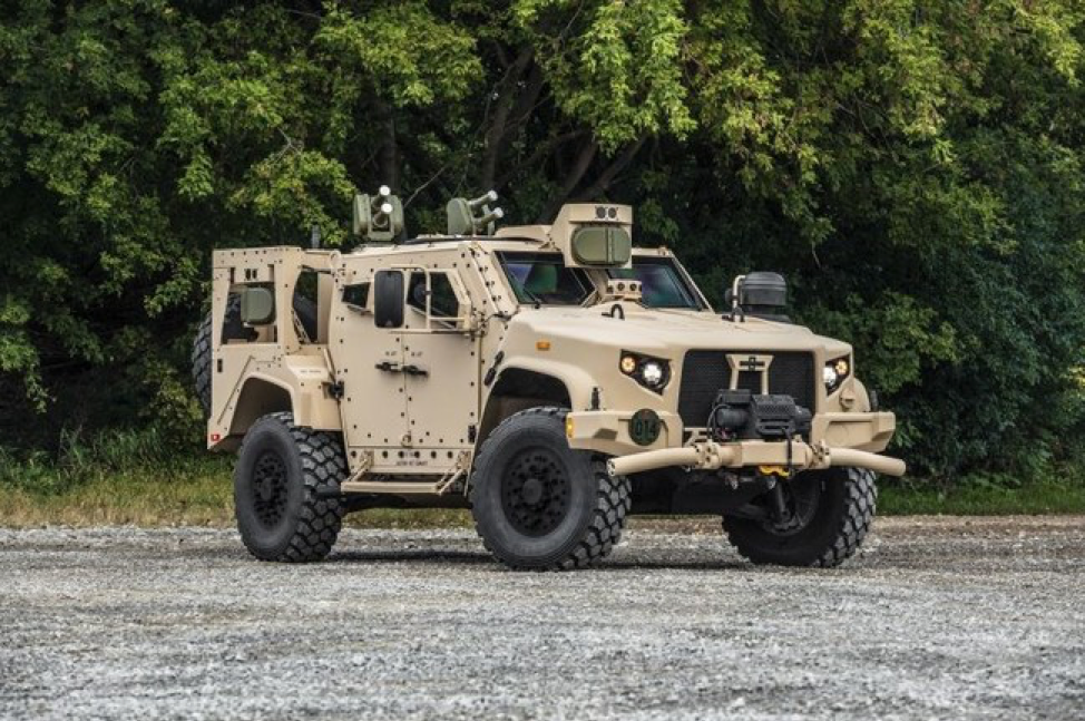 IMI systems military vehicle