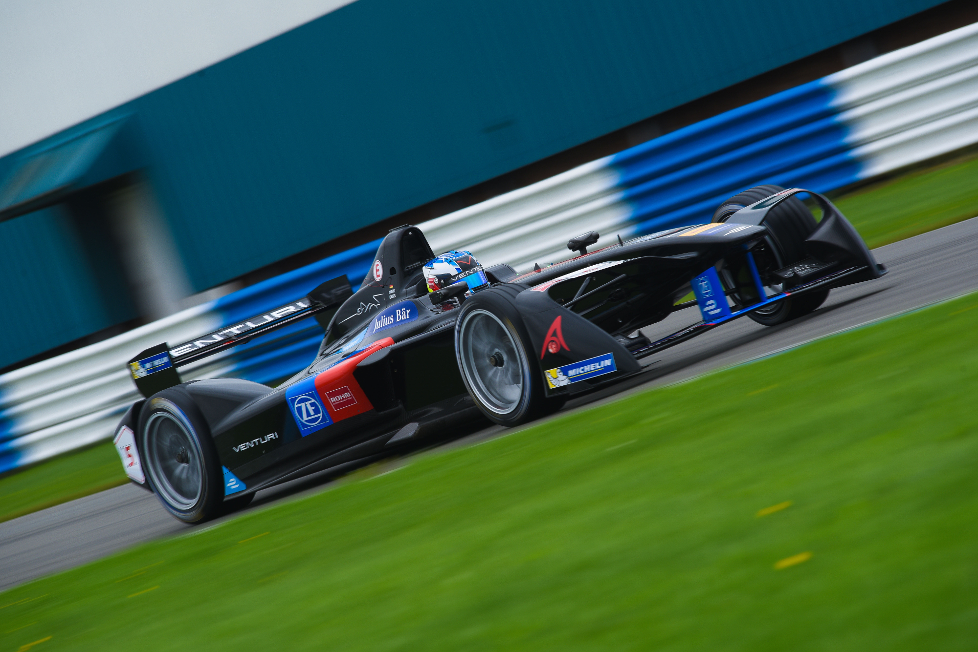 [Venturi-Rohm team at Formula E cr]