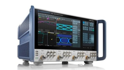 Rohde & Schwarz Vector Network Analyzers Cover Up to 67GHz