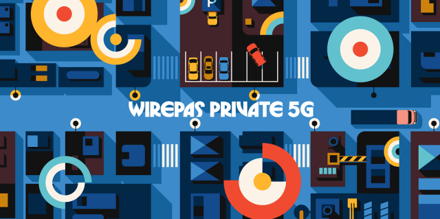 Wirepas Private 5G